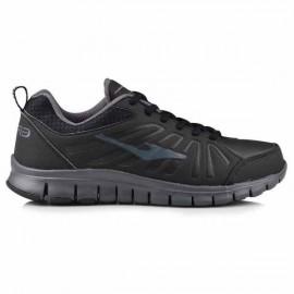 Ανδρικό αθλητικό παπούτσι τρεξίματος ERKE Cross Training (65350) full Black
