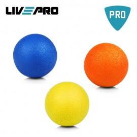 Μπάλα μασάζ Muscle Roller Ball Live Pro B 8501 Orange