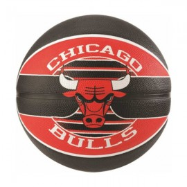 SPALDING ΜΠΑΛΑ ΜΠΑΣΚΕΤ NBA TEAM Chicago Bulls SIZE 7 (83 503Z1)
