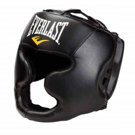 Κάσκα Everlast LEATHER FULL PROTECTION HEADGEAR (350)
