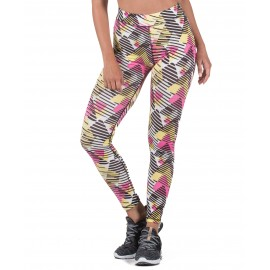GSA HYDRO+ UP&FIT LEGGINGS 17-28077-TYPE 04 ΠΟΛΥΧΡΩΜΟ