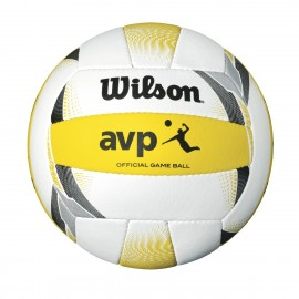Μπάλα Μπιτς βόλεϊ Wilson Official Game ball AVP wht6007xb