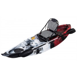 Fishing KAYAK ΨΑΡΕΜΑΤΟΣ Force Andara Sot Full 0100-0121RBW