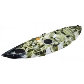 Fishing KAYAK ΨΑΡΕΜΑΤΟΣ FORCE ANDARA SOT 1 ΑΤΟΜΟΥ (0100-0120XARMY)