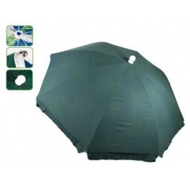 Ομπρέλα παραλίας Escape 2m διπλής όψης πράσινη (12022)