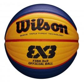 Η επίσημη Μπάλα Μπάσκετ Wilson FIBA 3X3 OFFICIAL GAME BALL (WTB0533)