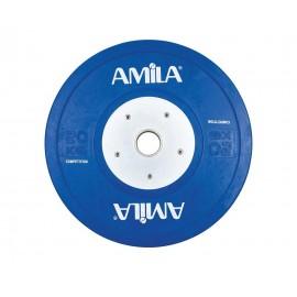 Δίσκος Φ50mm, 20kg amila, ολυμπιακού τύπου (84609)