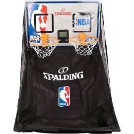 Μπασκέτα πόρτας από την SPALDING ΜΠΑΣΚΕΤΑ NBA OVER THE DOOR SYSTEM 8487SCN