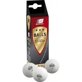 Αγωνιστικά Μπαλάκια ping pong 3*** sunflex (97253)