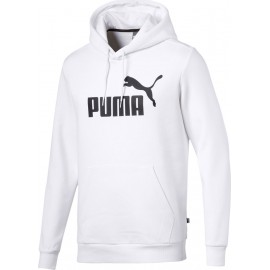 Puma Essentials Fleece Hoodie 851743-02 white