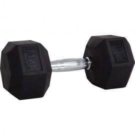 Αλτηράκι με επικάλυψη λάστιχου 14kg 90562