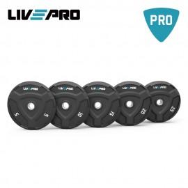 Δίσκος Bumper Plate 5,00 κιλών Β-8022-05 από την LIVE pro