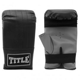 Γάντι Σάκου Πυγμαχίας Title Champ Black