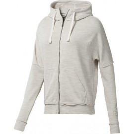 Γυναικεία αθλητική ζακέτα Reebok Training Essentials Marble Logo Full Zip CY3600