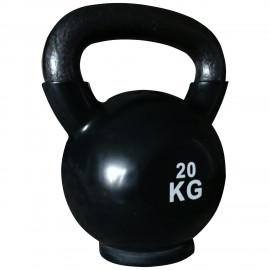 Kettlebell Βινυλίου με Βάση λάστιχου (20kg) pegasus B 4114 20