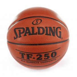 Μπάλα μπάσκετ Spalding TF 250 Size 5 indoor/outdoor (74 537z1)