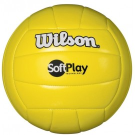 SOFT PLAY WILSON wth3501xyel κιτρινη