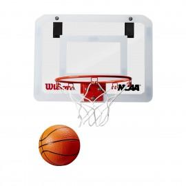 ΜΠΑΣΚΕΤΑΚΙ WILSON NCAA PRO MINI HOOP wtba00219 Πολυανθρακικό Ταμπλό