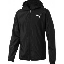 ANTIANEMIKO Puma Hooded Zip-Up Windbreaker 854054-01 black