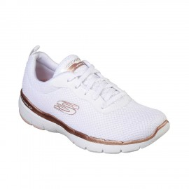 SKECHERS ΠΑΠΟΥΤΣΙ ΓΥΝΑΙΚΕΙΟ Appeal Flex 3.0 First Insight 13070-WTRG white