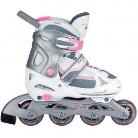Inline Skate Junior ρυθμιζόμενα 52SO-WRG Nijdam