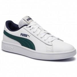 Puma Smash V2 365170 10 Puma White/Ponderosa