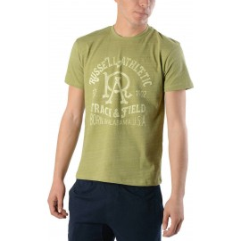 Russell Athletic Crew With Distressed | Ανδρικό T-shirt (A8-049-1-208 MO)