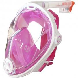 Μάσκα θαλάσσης Escape 52295 Full face pink