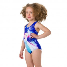 SPEEDO DISNEY FROZEN 1 PIECE 8-07970C784 Μπλε