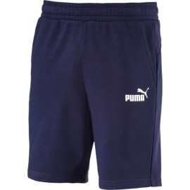 Puma Essentials Jersey Mens Shorts 851994-06 - peacoat