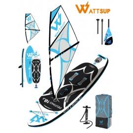 SUP Φουσκωτή Σανίδα WATTSUP Delphino 10.6 Wind Surf 0200-0409