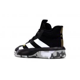 Παιδικά Μπασκετικά Παπούτσια adidas Performance Pro Next 2019 - F97305 - CBLACK/FTWWHT/ACTGOL