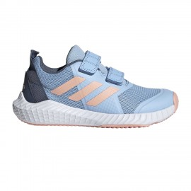 Παιδικό Παπούτσι adidas Performance FortaGym CF PS glow blue/pink/ink G25993
