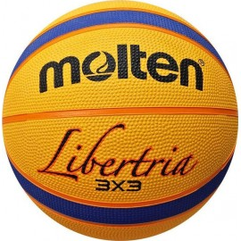 Μπάλα Μπάσκετ Molten FIBA Approved 3X3 Basketball LIBERTRIA B33T2000