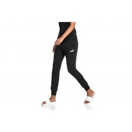 Γυναικεία φόρμα PUMA ESSENTIALS FLEECE PANTS (851827 01)Μαύρο