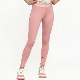 Puma soft sports leggings Γυναικείο κολάν Ροζ 580462-14