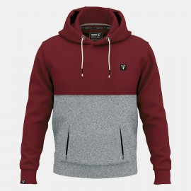 Αντρικό φούτερ MAGNETIC NORTH HOODIE 19078-BORDEAUX