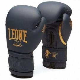 Γάντια προπόνησης Leone BOXING GLOVES NAVY GN059