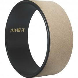 Yoga Wheel από Φελλό amila (96808)