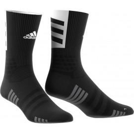 Kάλτσες μπάσκετ adidas Performance CTR365 CREW EJ8540 Μαύρο