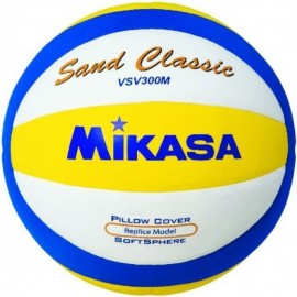 Μπάλα Μπιτς βόλεϊ Mikasa SAND CLASSIC VSV300 Volleyball Outdoor (41823)