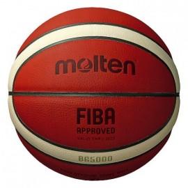 Μπάλα μπάσκετ molten indoor EOK SIZE 7 B7G5000 EOK
