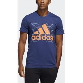 Αντρικό t-shirt Adidas Future Courts Tee FM4959