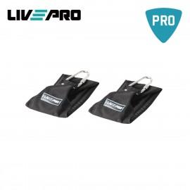 Ιμάντες μονόζυγου για κοιλιακούς LiveProΒ-8164