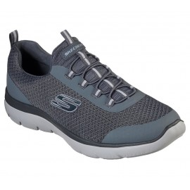 Ανδρικά Αθλητικά Παπούτσια Skechers Summits Repinski 232060-(232060-CHAR GRAY
