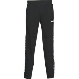 Παντελόνι φόρμας Men's Puma Amplified Training Sweatpants In Black | 581421-01