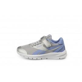 Παιδικά Αθλητικά Παπούτσια REEBOK RUSH RUNNER 2.0 ALT - EH0615 Ασημί