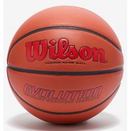 Μπάλα Μπάσκετ Wilson Evolution Pro 295 Size 7 Indoor Basket Ball (B0595XB75)