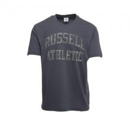 Russell ανδρική μπλούζα κοντομάνικη Russell Athletic MEN'S TEE A0-092-1-209 Μαύρο