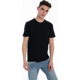 Αντρικό T-Shirt Russell ATHLETIC T-SHIRT (A0-001-1-099 BLACK)